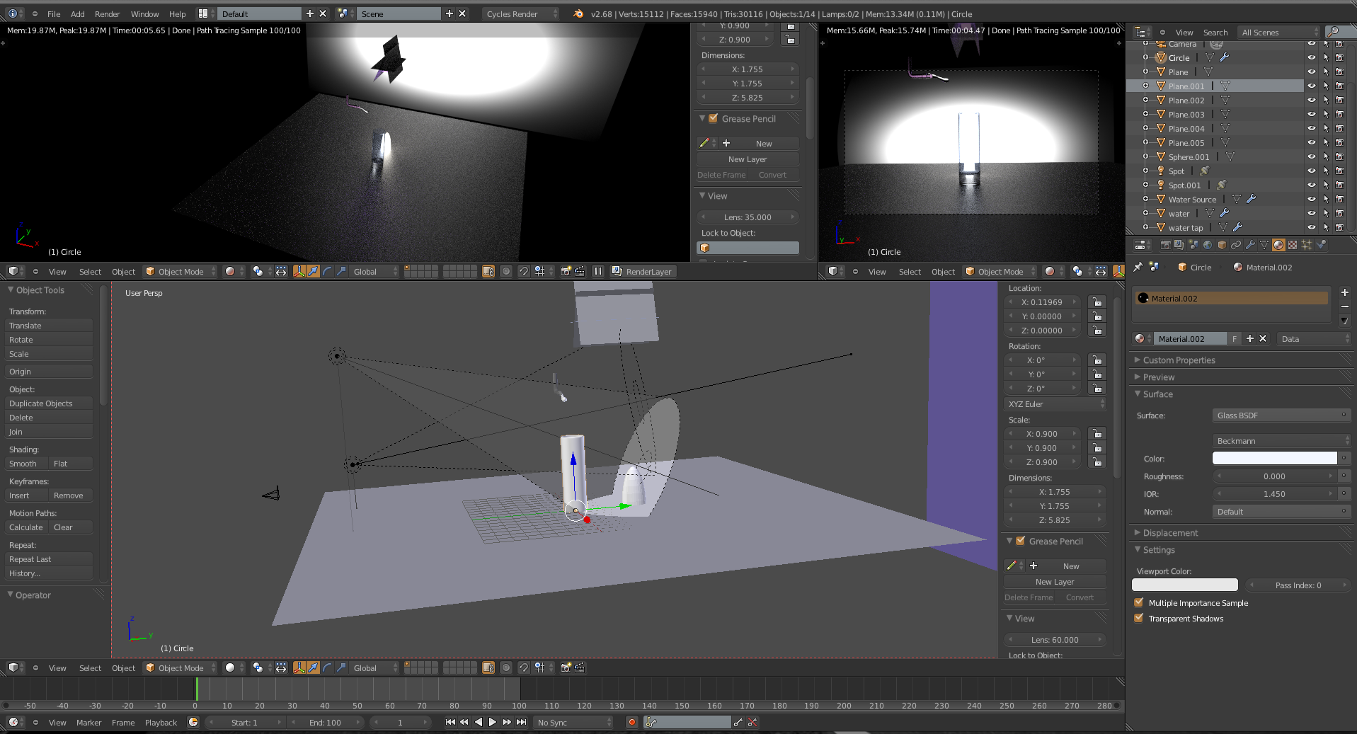 Blender: Open Source 3d